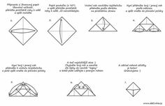Crafts For Kids, Triangle, Tattoos, School, Relax, Patterns, Crafts For Children, Tatuajes, Kids Arts And Crafts