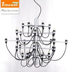 Hui Lighting personality simple modern dining room chandelier lamp Chinese iron plating Nordic summer fruit Chandelier