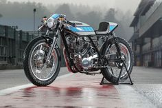 Supercharged SR400