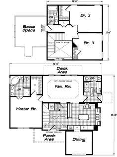 Champion home model 3013
