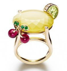 Coctail Ring - by Piaget