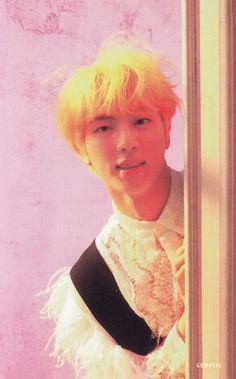 Jin//Love Yourself 結 'Answer'~PhotoCard Version E Seokjin, Hoseok, Namjoon, Taehyung, Foto Bts, Bts Photo, Jimin, Bts Bangtan Boy, Bts Concept Photo