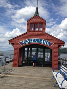 Seneca Lake - Watkins Glen NY