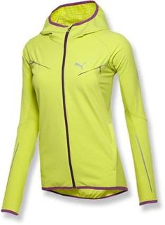 At REI Outlet: PUMA Hybrid Trail Run Jacket - Where function and fashion meet for trail runs. Cute Jackets, Jackets For Women, Women's Jackets, Sport Fashion, Fitness Fashion, Best Running Shorts, Running Gear, Trail Running, Workout Wear