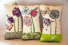 https://flic.kr/p/eW1bVq | A Few More Lavender Bags | Flowers and butterflies