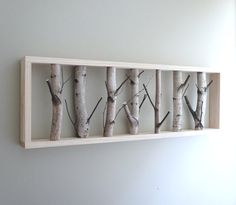 Framed tree limbs picture frame with tree branches for the home selling interior birch frame build by myself edmonton edmonton area image 1 solutioingenieria Images