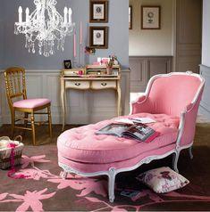 boudoir rose
