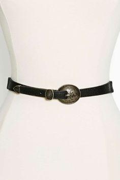 Outlaw Skinny Belt | Shop Belts at Nasty Gal