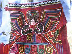 Reverse Applique, Panama Canal, Folklore, Textile Art, Islands, Quilting, Design Inspiration, Textiles, Angel