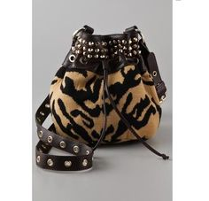 Missoni... studded... tiger... What else do I need??? :) Perfect!!!