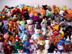 Beanie Babies | 31 Awesome '90s Toys You Never Got, But Can Totally Buy Today