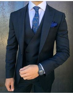 25 Best of Mens Fashion Classy Gentleman Style Gentleman Mode, Gentleman Style, Mens Fashion Suits, Mens Suits, Groomsmen Suits, Fashion Menswear, Classy Mens Fashion, Business Casual Jacket, Fashion Business