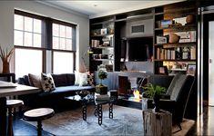 décoration appartement masculin