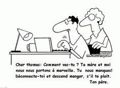Nouveau moyen de communication familial, publiée le 24 Janvier 2012