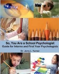 Burgeoning School Psychologist: Book Review - So You're A School Psychologist
