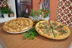 Festival de Pizzas   Receitas   Dia Dia