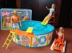 Awesome Barbie Swimming Pool