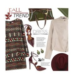 Fall trend: Long Sleeve Dress