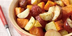 Holiday Roasted Potatoes Our State Magazine