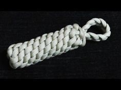 How to Make a Paracord Cross/Necklace-Bonus Tutorial: How to install a Charm by CreationsByS - YouTube