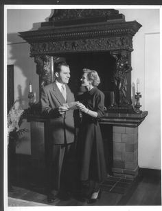 Richard and Pat Nixon got married in The Presidential Suite at The Mission Inn.