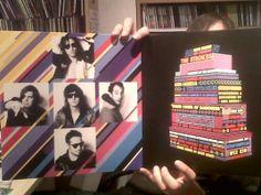 The Strokes, album art