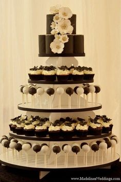 cake pop wedding cake - Google Search