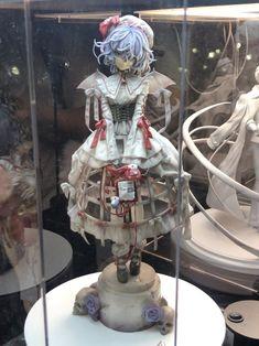 Garage Kits, Anime Figures, Snow Globes, Dolls, Home Decor, Scarlet, Figs, Twitter, Blood