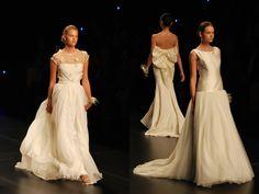 Sweet Bodas: Cristina Tamborero - Barcelona Bridal Week