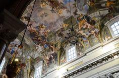 The Church Of Il Gesu, Rome