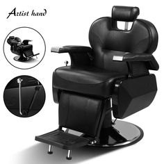 Hairdressing Chair Barber Chair Put Down Hair Salons Haircut Chair Hydraulic Lifting Chair 100% Guarantee