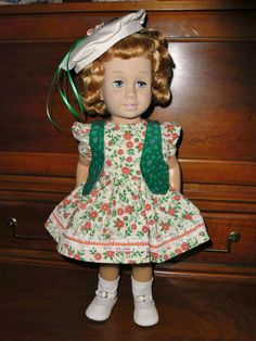 Mattel 1960  Pretty CHATTY CATHY Doll