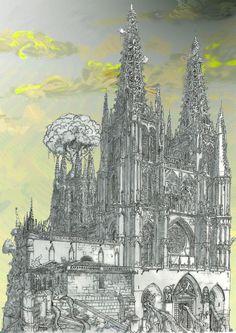 cathédrale http://mandril.ch