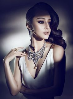 Chinese Actress Fan Bing Bing for Cartier Ads   3