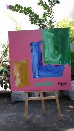13 Great Ko Ko Gyi images | Colour field, Kos, Fields