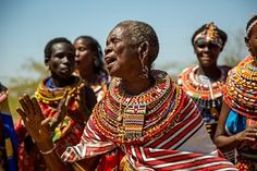 'I heard of a women's community from gossip in my old village': Seita Lengima, 68.
