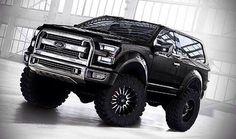 2015 Ford Bronco. @jason mann