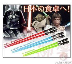 Starwars chopsticks