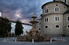 AT-Salzburg-Brunnen