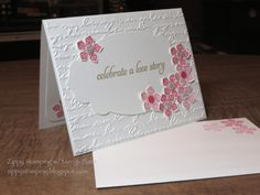 Petite Celebrate by btrich - Cards and Paper Crafts at Splitcoaststampers