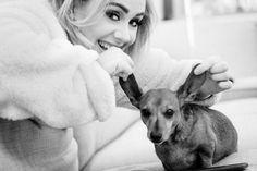 Adele and Louie. Toronto, ON / Air Canada Centre / Oct 6 Adele Love, Adele 25, Adele Instagram, Adele Photos, Adele Adkins, Air Canada Centre, Celebrity Singers, Cool Lyrics, Someone Like You