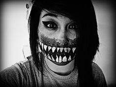 halloween makeup | Tumblr