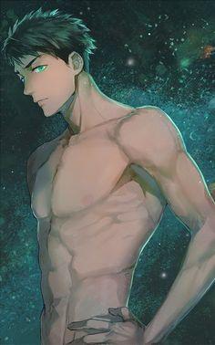 Free! ES ~~ He. Is. Judging. YOU! :: Yamazaki Sosuke