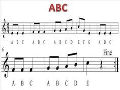 DERS Abc Okuma Bayramı Çocuk Şarkısı Aykut Öğretmen - YouTube