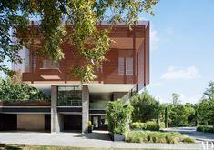 Tod Williams and Billie Tsien Devise a Modernist Gem in Dallas