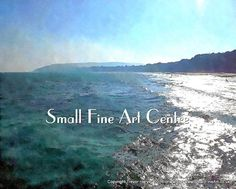 The Solent exclusive collectable art by SmallFineArtCentre on Etsy