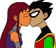deviantART: More Like Robin and Starfire Tokyo by rocky-