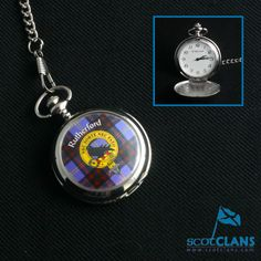 Clan Crest Pocket Wa
