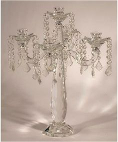cheap glass candlelabras   Crystal Candelabras – These stunning candelabras will give you a ...