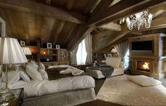 chambres chalet interieur design